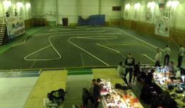 Кубок тюменской области по автомодельному спорту в классах радиоуправляемых моделей